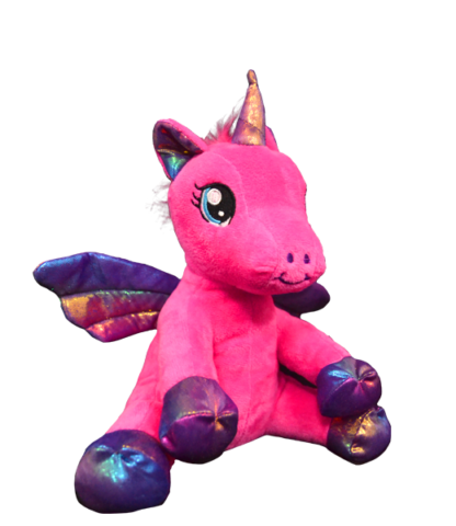 Nova Pink Stuffable Animal