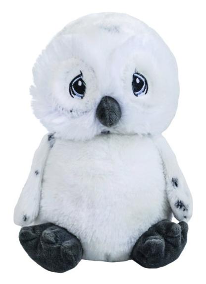 White Owl Stuffable Animal