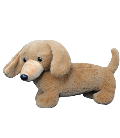 Weiner the Dachshund Stuffable Animal