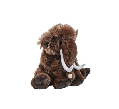 "8"" Woolly Mammoth Stuffable Animal"