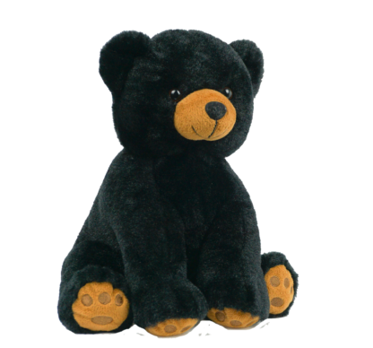 Black Bear Stuffable Animal