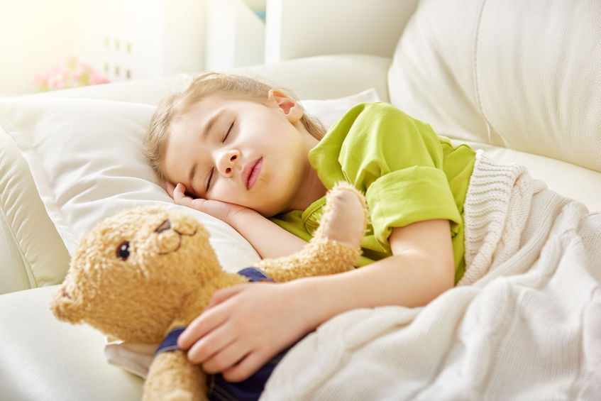4 Reasons Why Your Kid Isn't Getting Enough Sleep