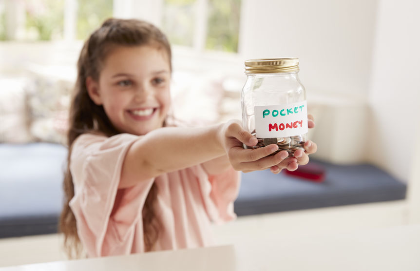 4 Tips for Giving Your Kids an Allowance