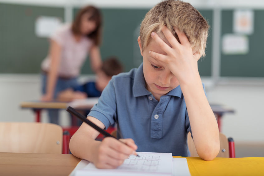 How to Recognize Stress in Our Children
