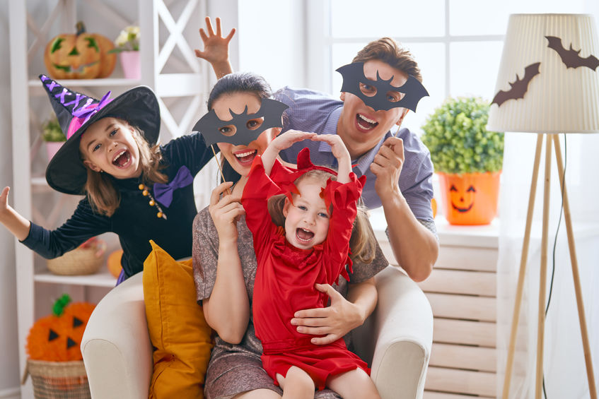 How to Throw a Kid's Halloween Party During COVID-19