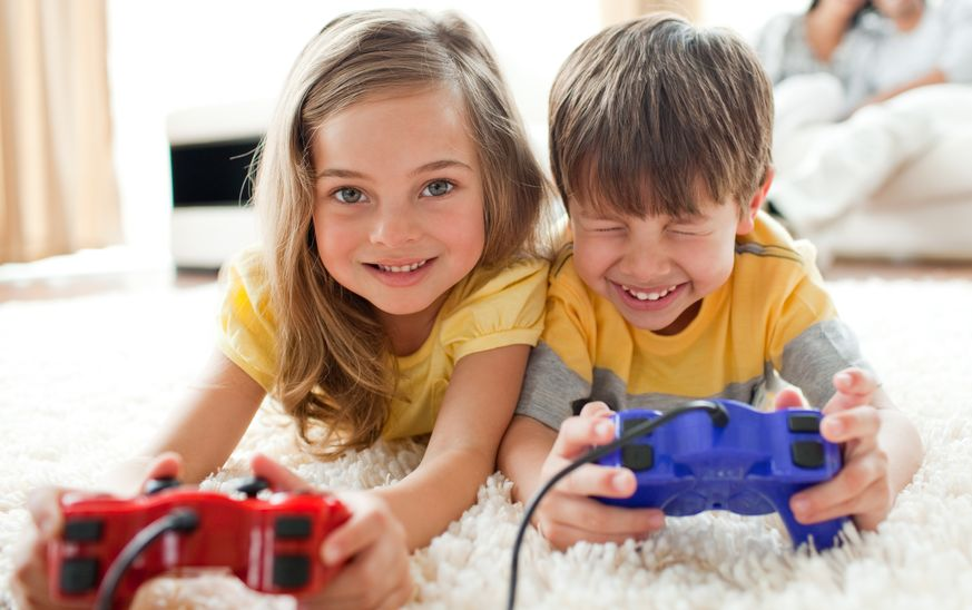 The Best Games for Kids with ADHD